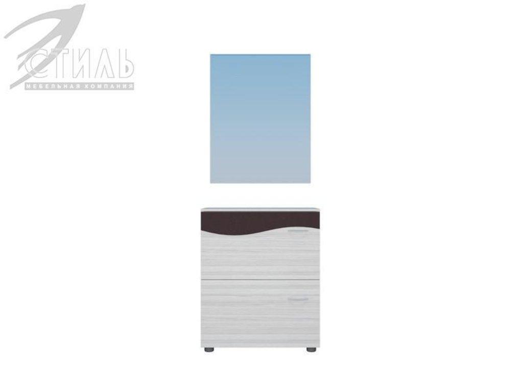 Мебель для прихожей Юнона-1: Зеркало Юнона-1 в Диван Плюс