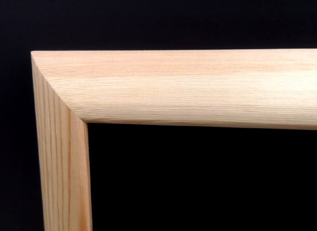 Рамы: Рама №46 21*30 Лесосибирск сосна в Шедевр, художественный салон