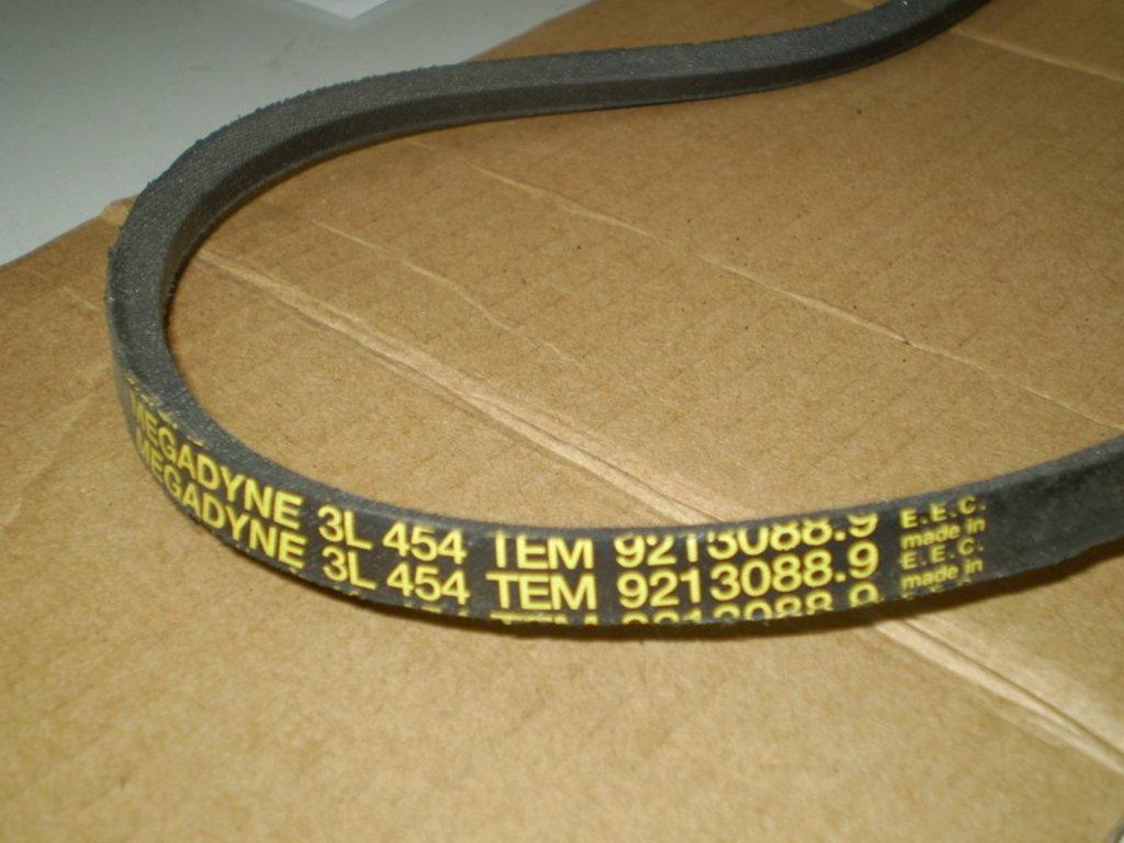 Ремни привода барабана: Ремень для стиральной машины 3L454 в АНС ПРОЕКТ, ООО, Сервисный центр