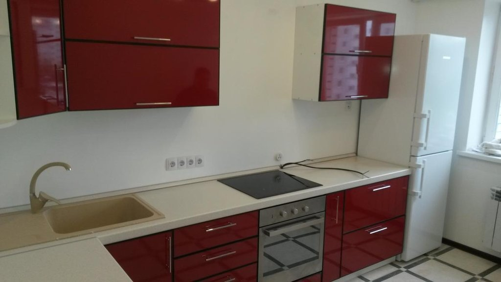 Кухни: Кухня 3 в Квадра Мебель