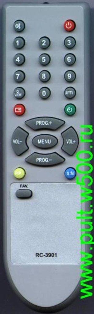 HYUNDAI: Пульт HYUNDAI RC-3901 c 1 кнопкой (TV) HUAYU в A-Центр Пульты ДУ