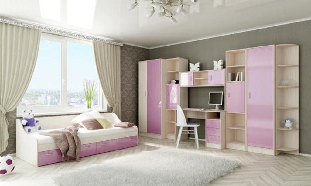 Мебель для детской Буратино. Модульная серия.: Стеллаж угловой Буратино в Уютный дом