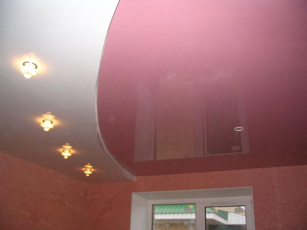Натяжные потолки: Натяжные потолки в Балкон-Уют