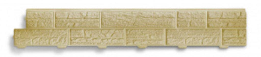 Формованный сайдинг: Панель виниловая СФ - 01, Кремовый, 3,1 х 023м. в АНЧАР,  строительные материалы