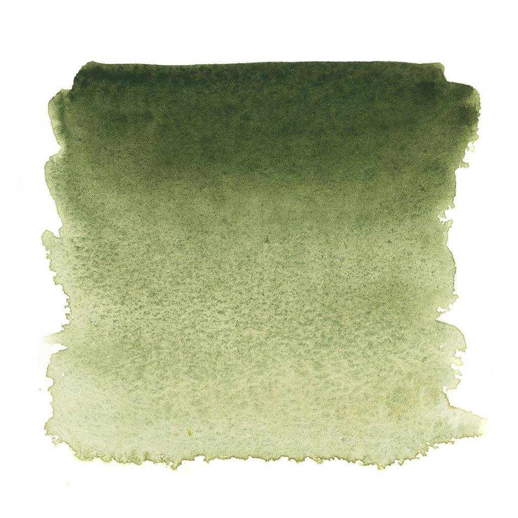 """Акварельные краски: Акварель """"Белые ночи"""" кювета земля зелёная 2,5мл в Шедевр, художественный салон"""