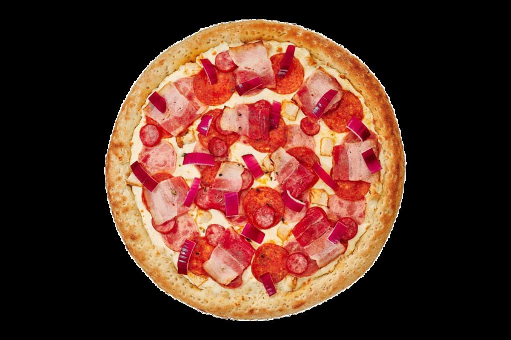 Пицца: Много мяса в Гриль №1 Новокузнецк