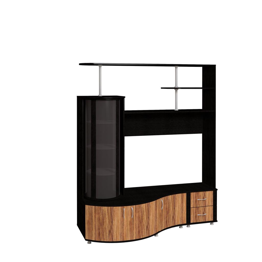 Шкафы, общие: Шкаф МЦН 24 Элегия в Стильная мебель