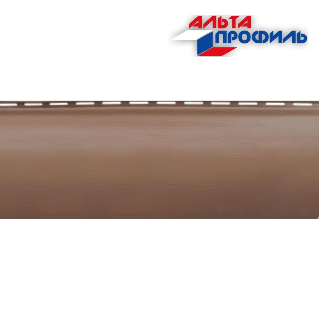 """Акриловый сайдинг: Блокхаус акриловый """"Красно-коричневый"""" BH-01 - 3,10м х 0,2м, Красно-коричневый в АНЧАР,  строительные материалы"""