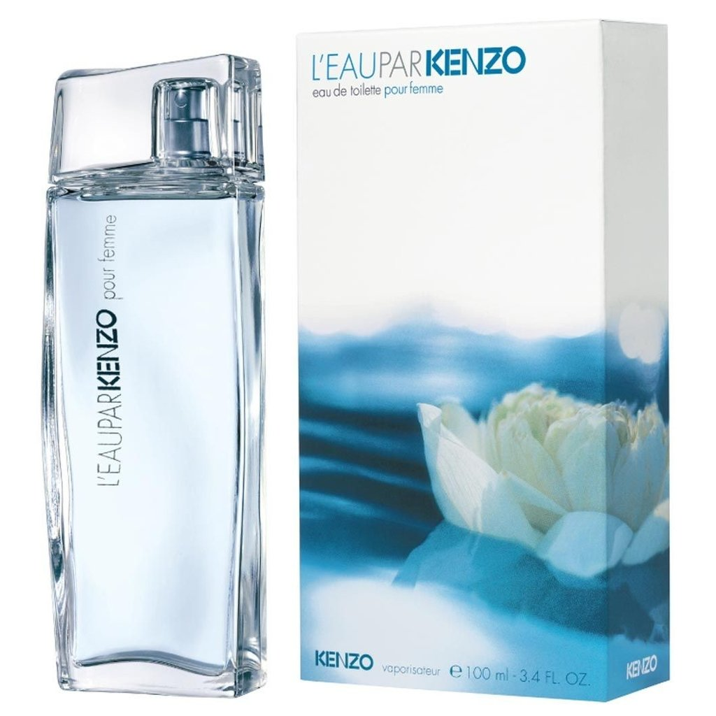 Kenzo (Кензо): Kenzo L`eau par pour Femme (Кензо Лё Па Пур Фэм) edt 100ml в Мой флакон