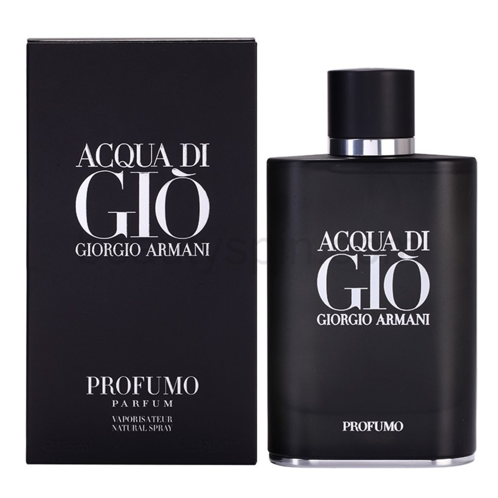Мужская парфюмерная вода Armani: Armani Acqua di Gio Profumo edp м 75 ml в Элит-парфюм