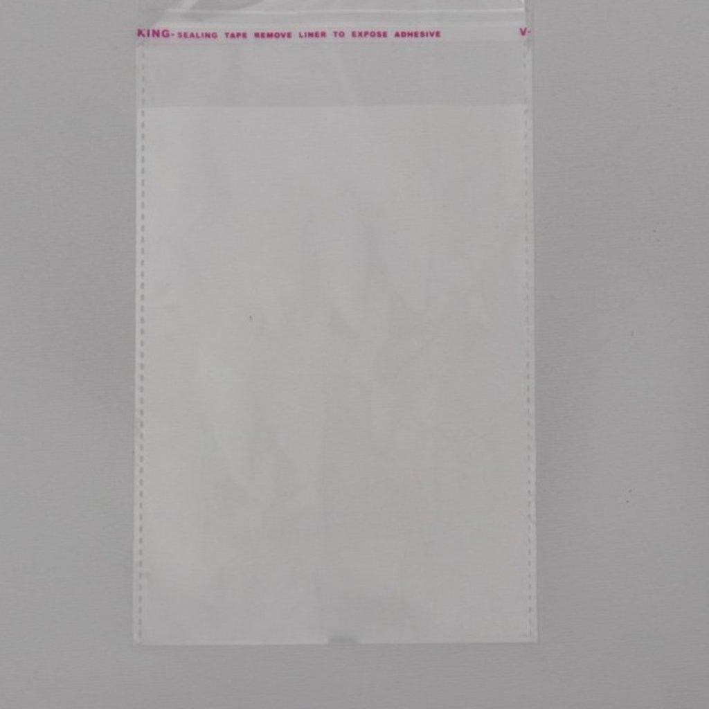Упаковка: Пакет БОПП с клеевым клапаном  10 х 14/4 см, 25 мкм в ТортExpress