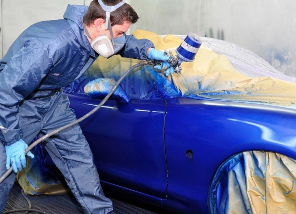 Автосервис: Покраска автомобиля в АДС-АВТОСЕРВИС