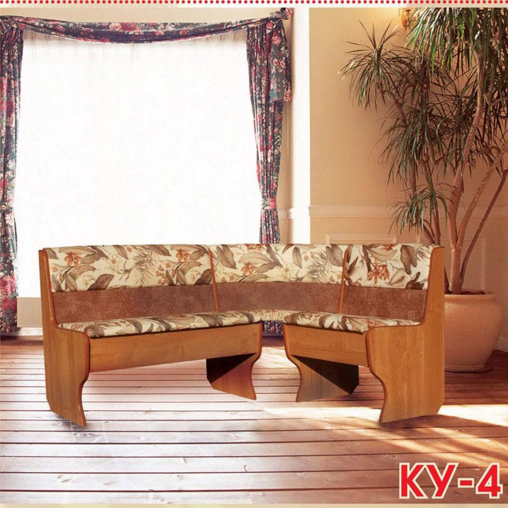 Кухонные уголки: Кухонный уголок КУ-4 в Уютный дом