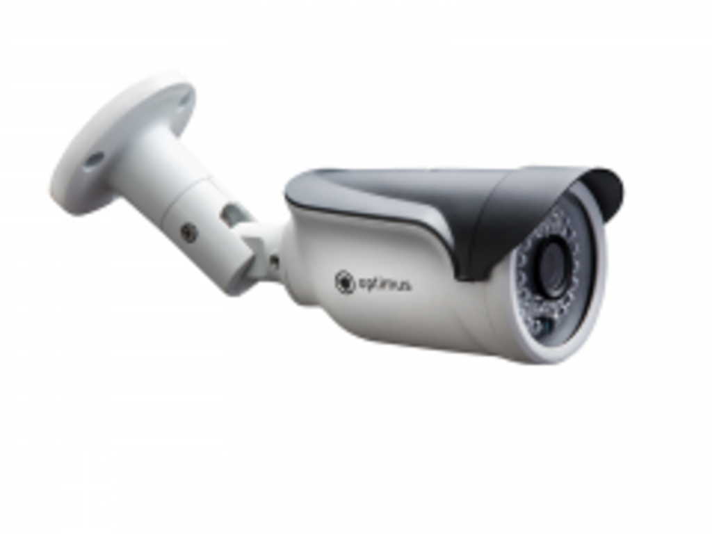 IP видеокамеры: IP-видеокамера уличная Optimus IP-E011.0 (2.8) в Микровидео
