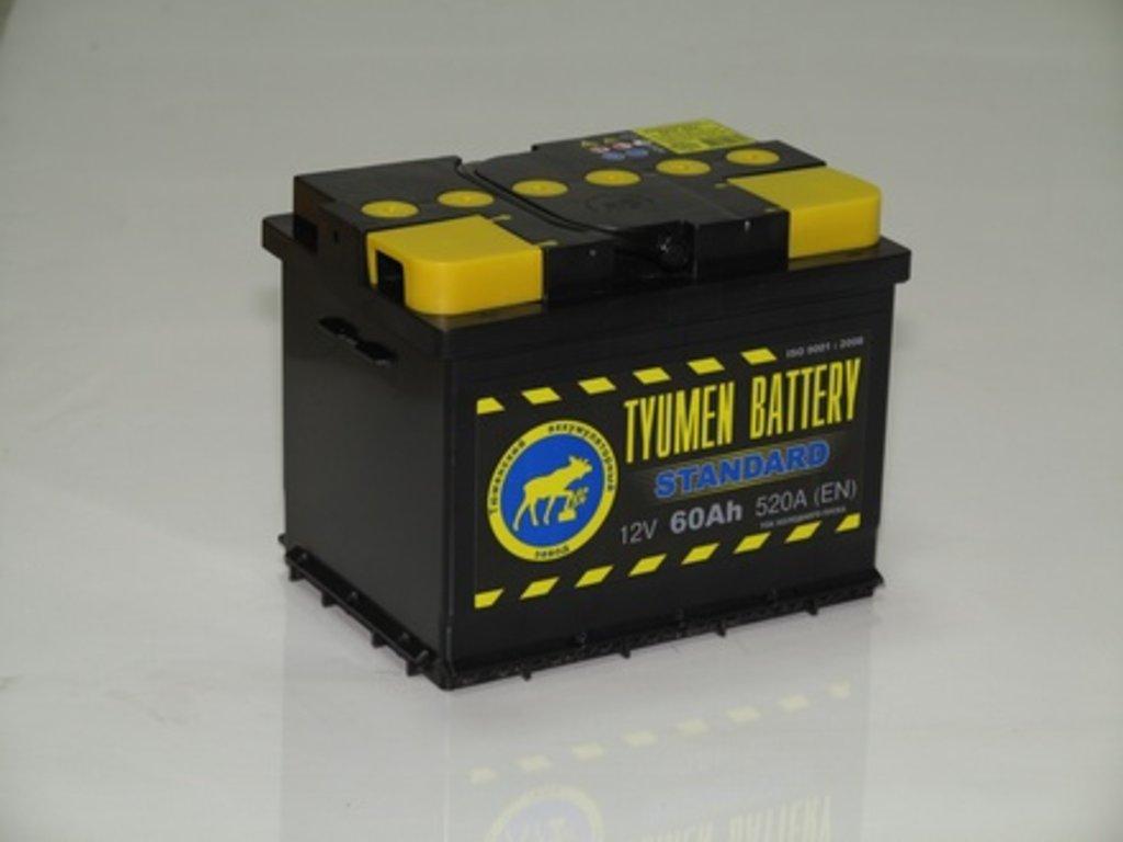Аккумуляторы автомобильные: ТЮМЕНЬ 60 А/Ч (ЗАЛ) в Мир аккумуляторов