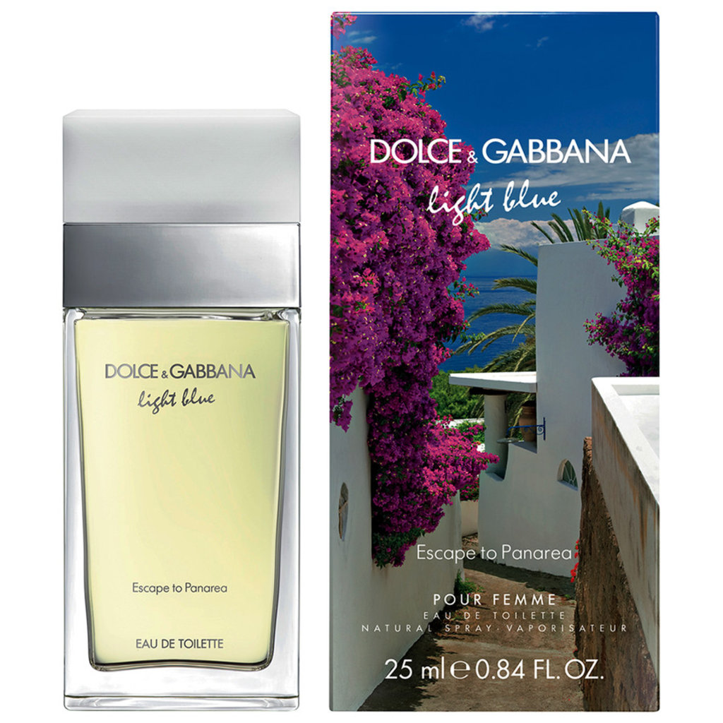Dolce&Gabbana (Дольче и Габбана): Dolce & Gabbana Light Blue Escape to Panarea (Дольче Габана Лайт Блю Эскейп ту Панарея) 100ml edt в Мой флакон
