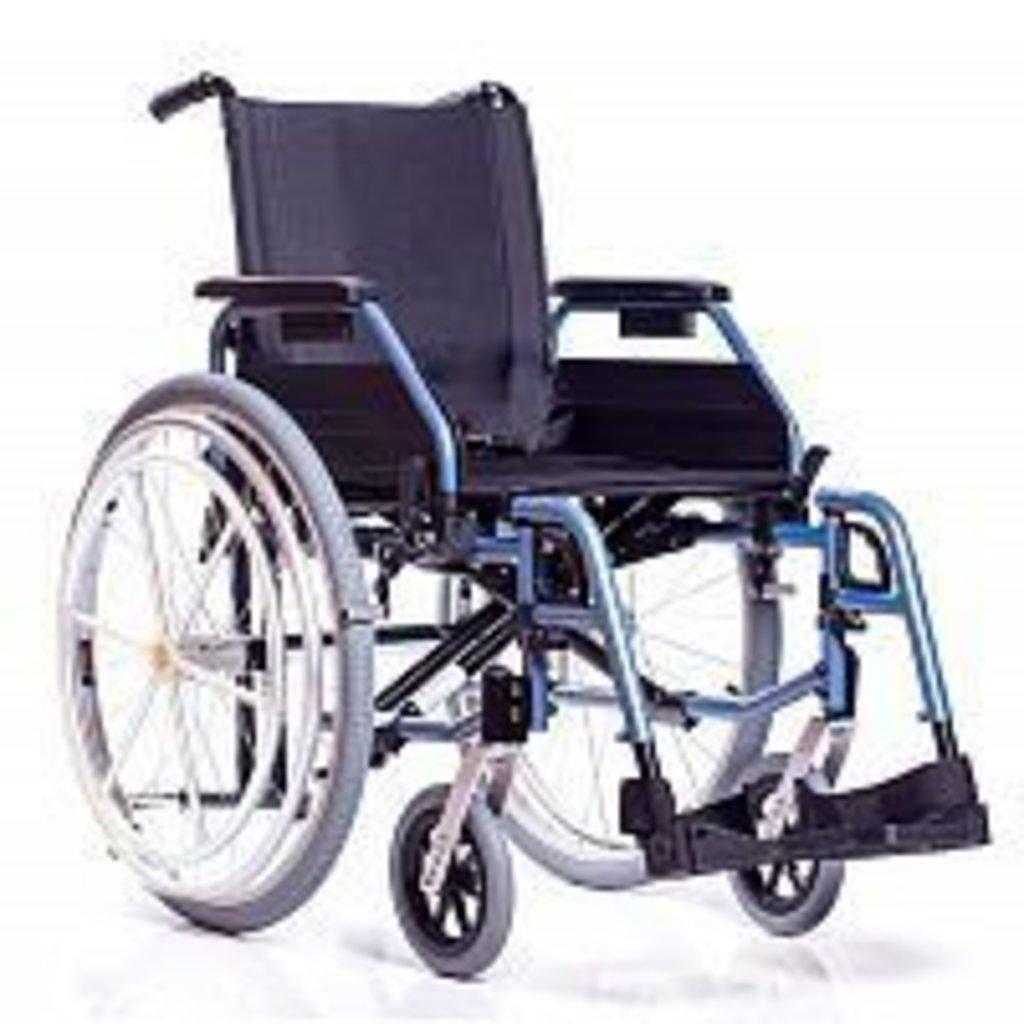 Инвалидные коляски: Инвалидная коляска Ortonica Base 195 в Техномед, ООО