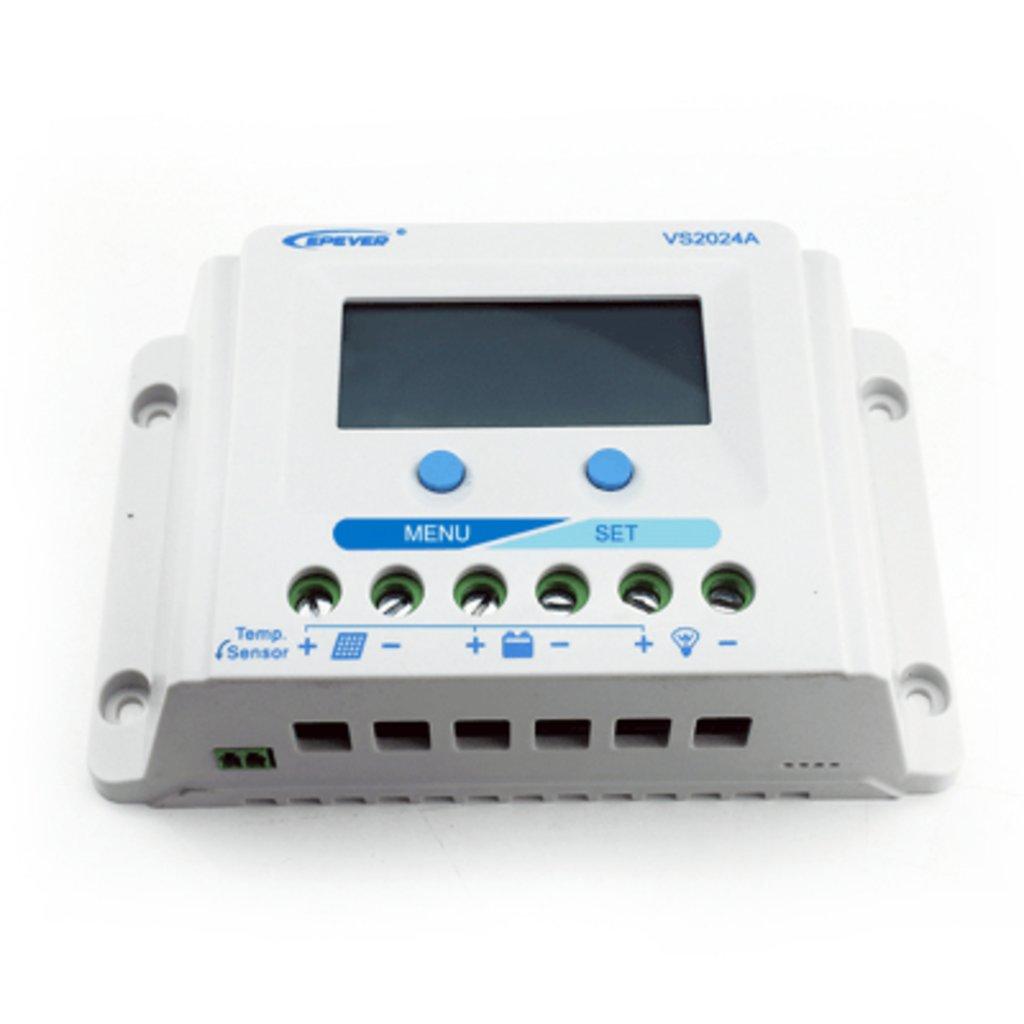 ШИМ контроллеры: Контроллер заряда EPSolar VS2024A в Горизонт