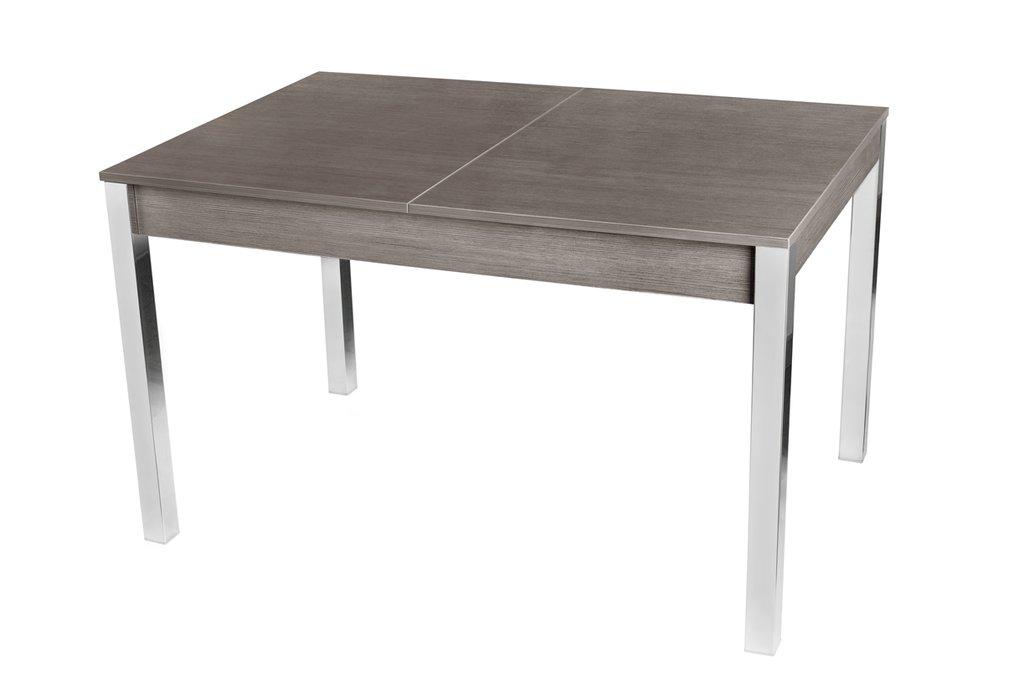 Столы кухонные.: Стол ПГ-30 раздвижной с вкладышем (хром) в АРТ-МЕБЕЛЬ НН