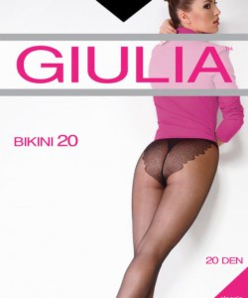 Колготки: Колготки Giulia BIKINI 20 в Sesso