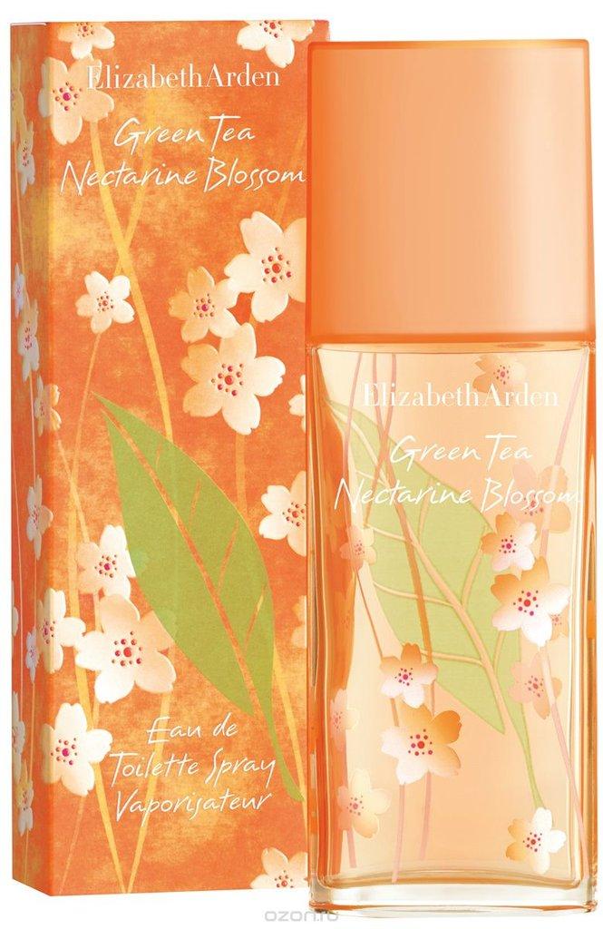Для женщин: Elizabeth Arden Gren Tea Nectarine Blossom Туалетная вода ж 50 | 100ml в Элит-парфюм