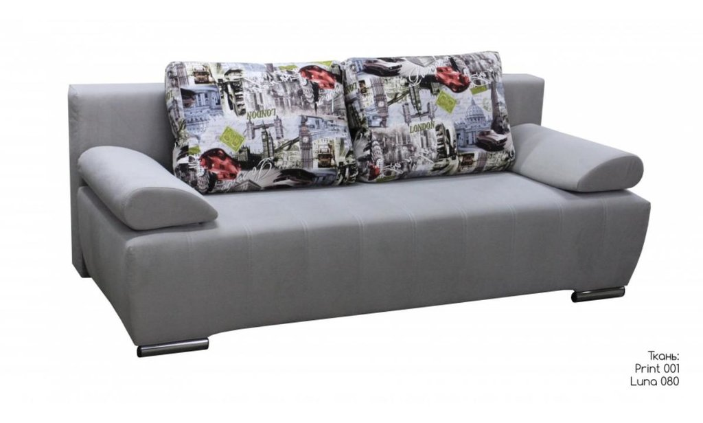 Диваны: Диван-кровать Дельта-5 в Уютный дом
