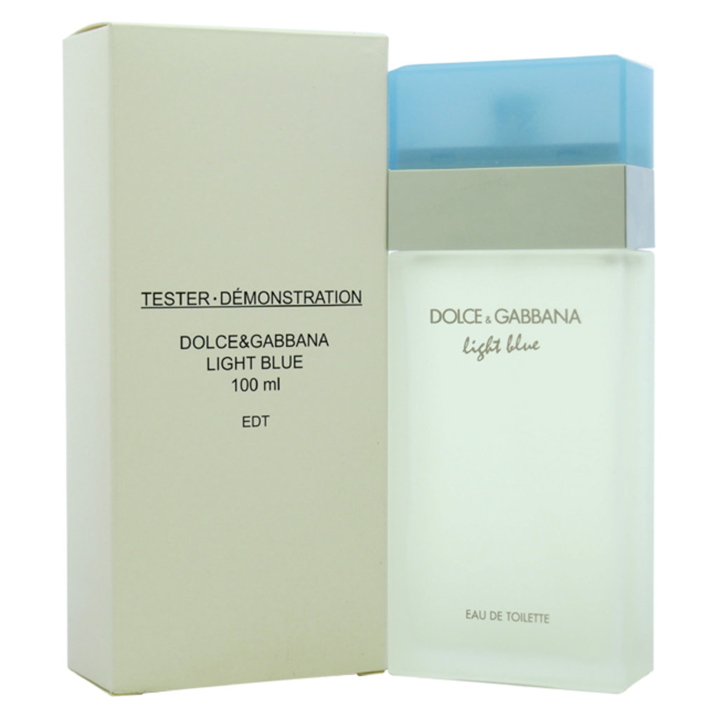 Тестеры: Тестер Dolce&Gabbana Light Blue women 100ml в Мой флакон