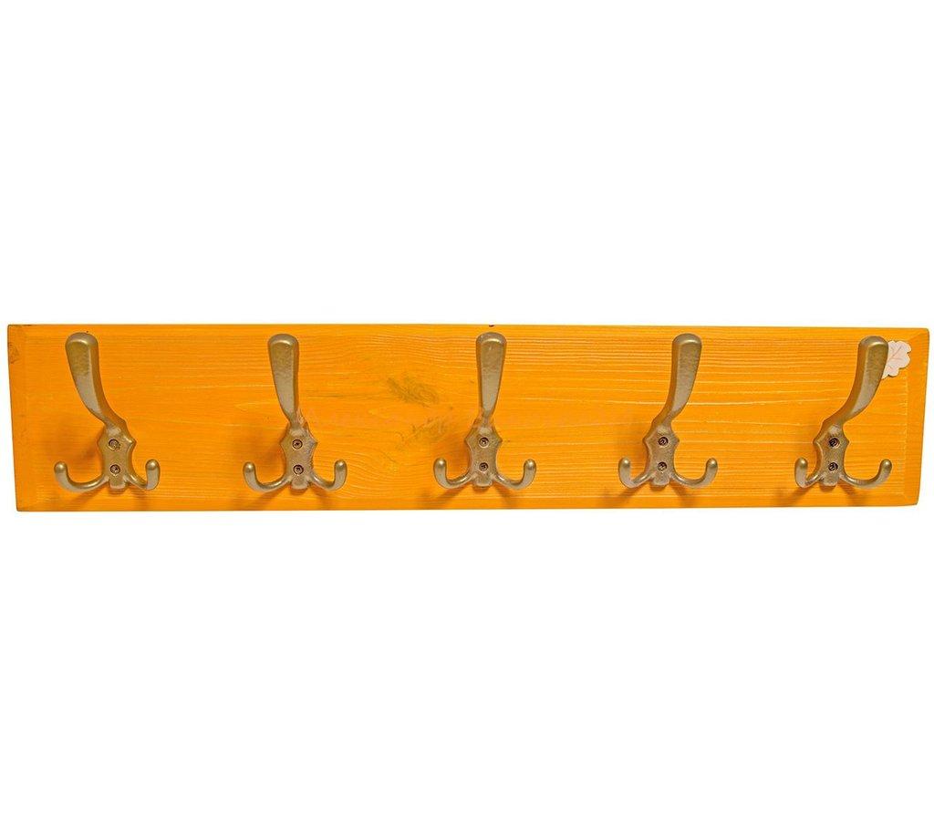 Комплектующие для мебели: Вешалка 5 крючков в ВДМ, Все для мебели, ИП Жаров В. Б.