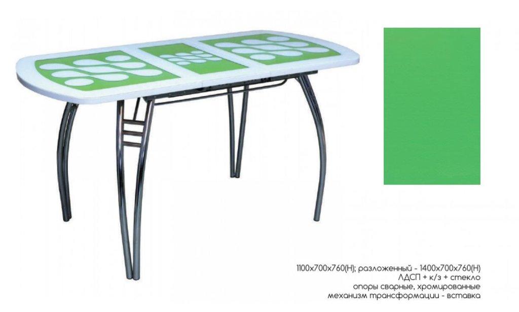 Столы обеденные: Стол обеденный Орион-2 в Уютный дом