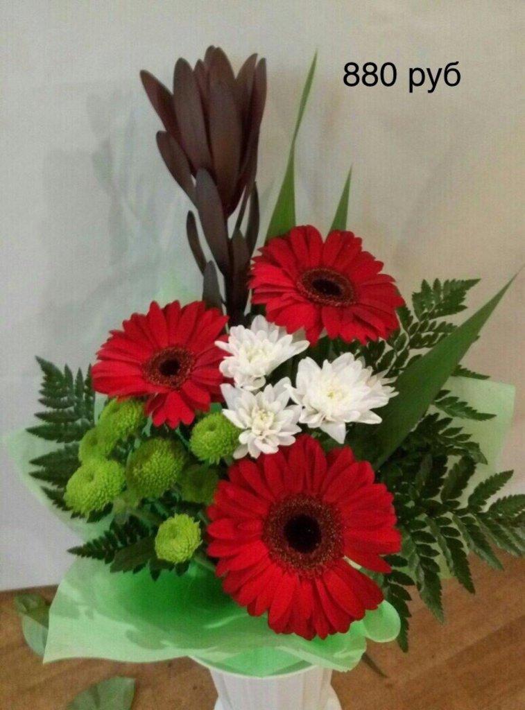 Букеты: Букет, композиция из живых цветов в Николь, магазины цветов