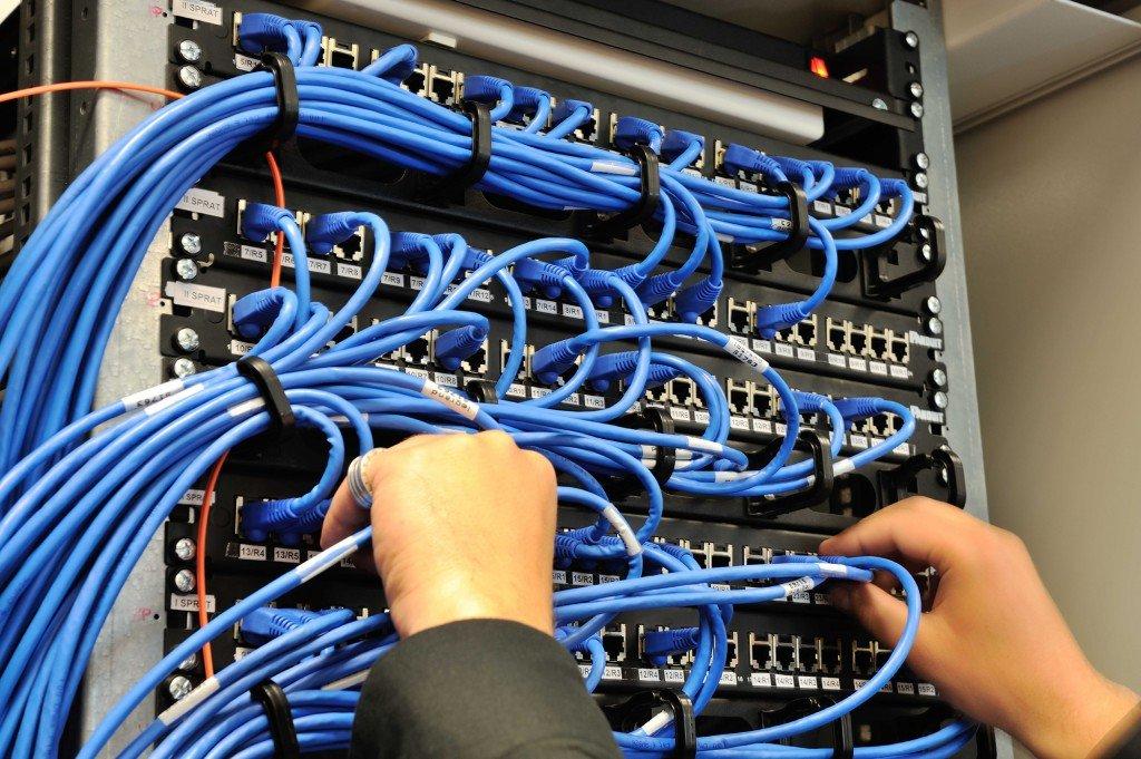 Строительные работы: Техническое обслуживание сетей в Профтехнология, ООО