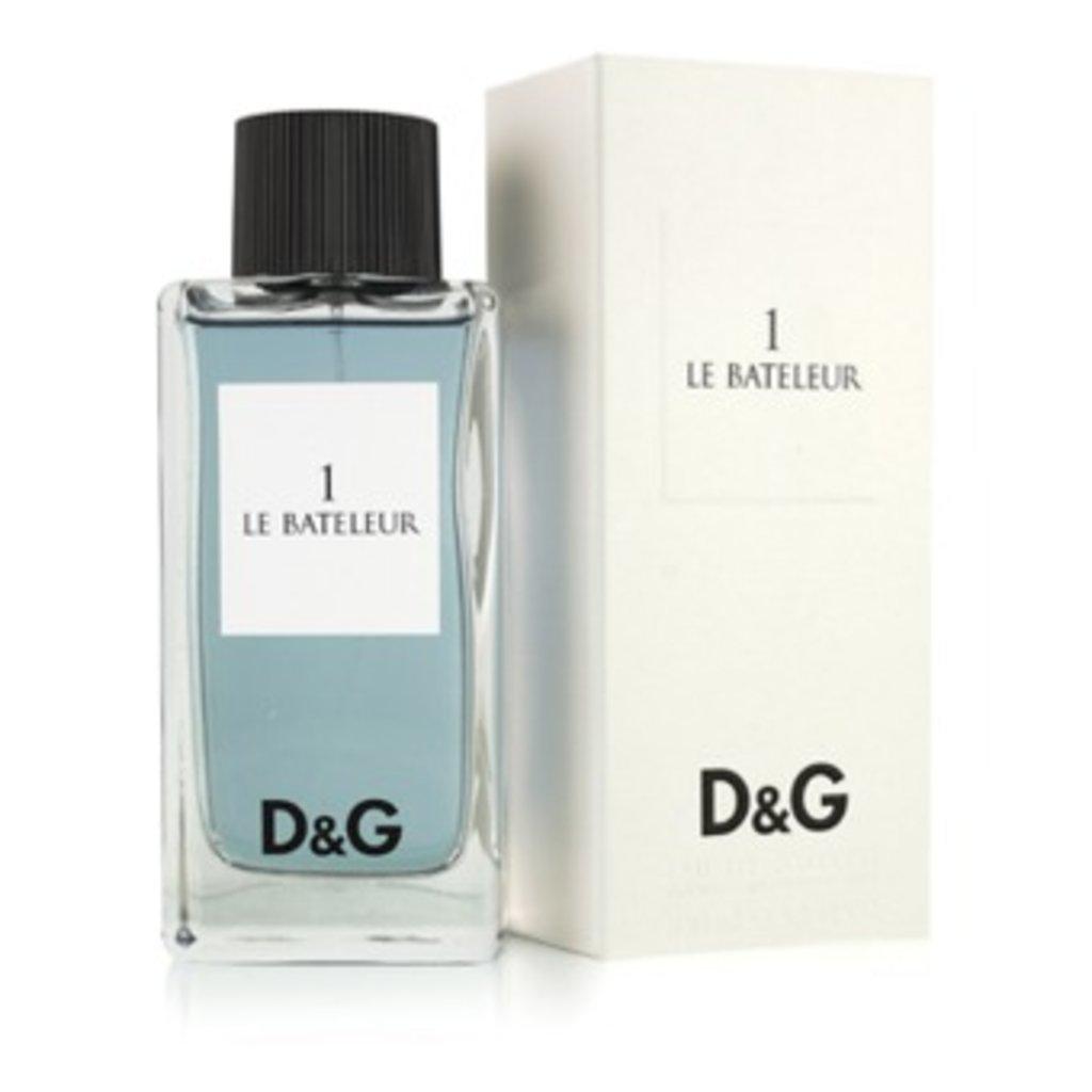 Dolce&Gabbana: D&G 1 Le Bateleur Туалетная вода edt муж 50 | 100 ml в Элит-парфюм
