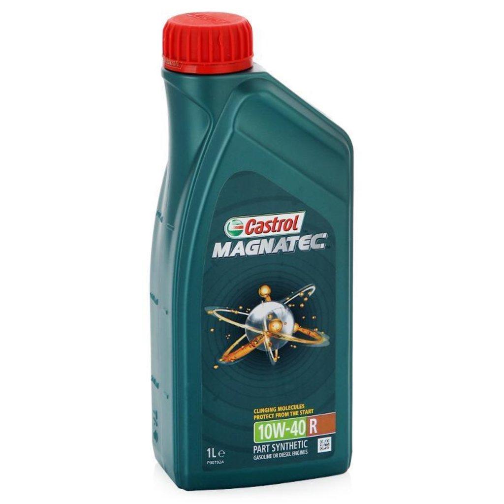 Автомасла Castrol: CASTROL MAGNATEC 10W-40 A3/B4 (1.0 л х 12) в Автомасла71