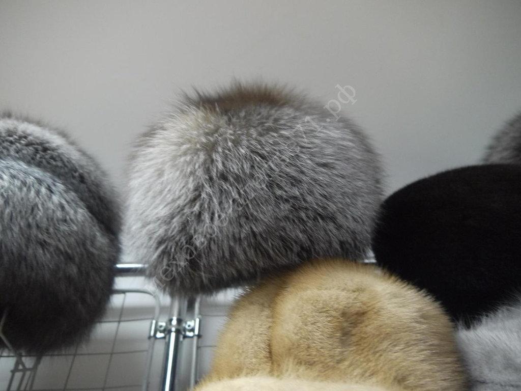 Головные уборы и аксессуары: Головной убор из чернобурой лисы в Молодость