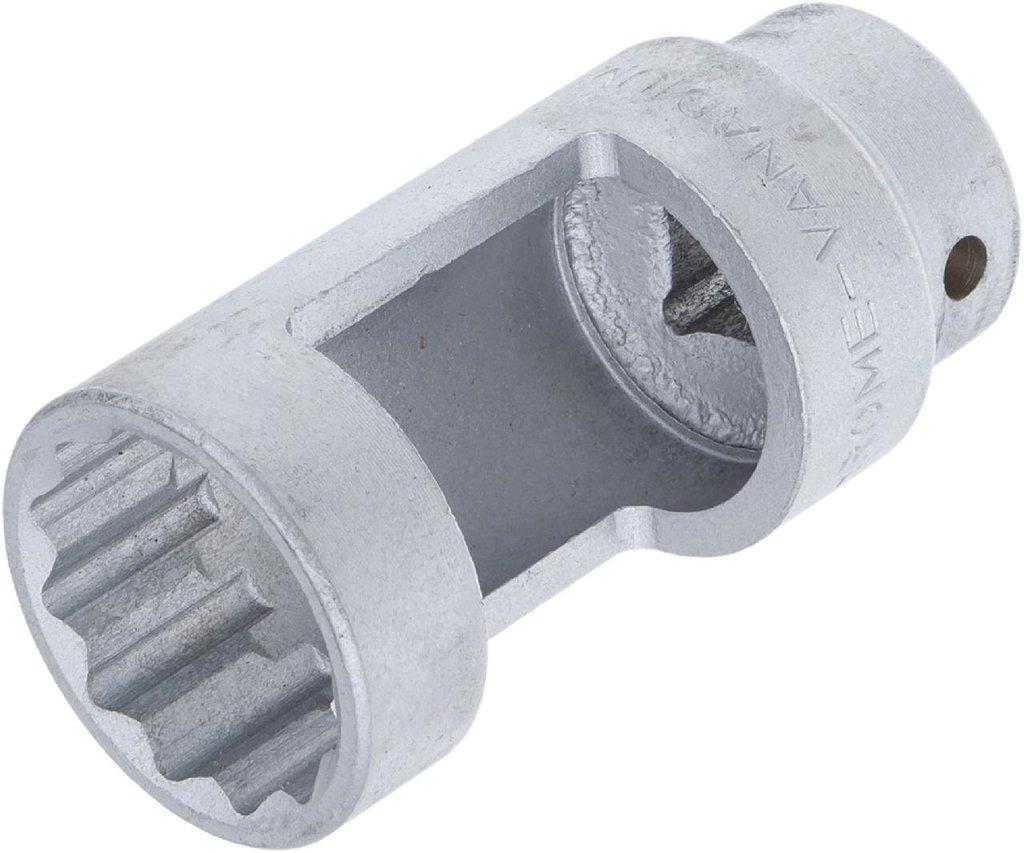 Инструмент для ремонта и диагностики двигателя: KA-6268A Головка разрезная 27 мм для установки и снятия дизельных форсунок в Арсенал, магазин, ИП Соколов В.Л.