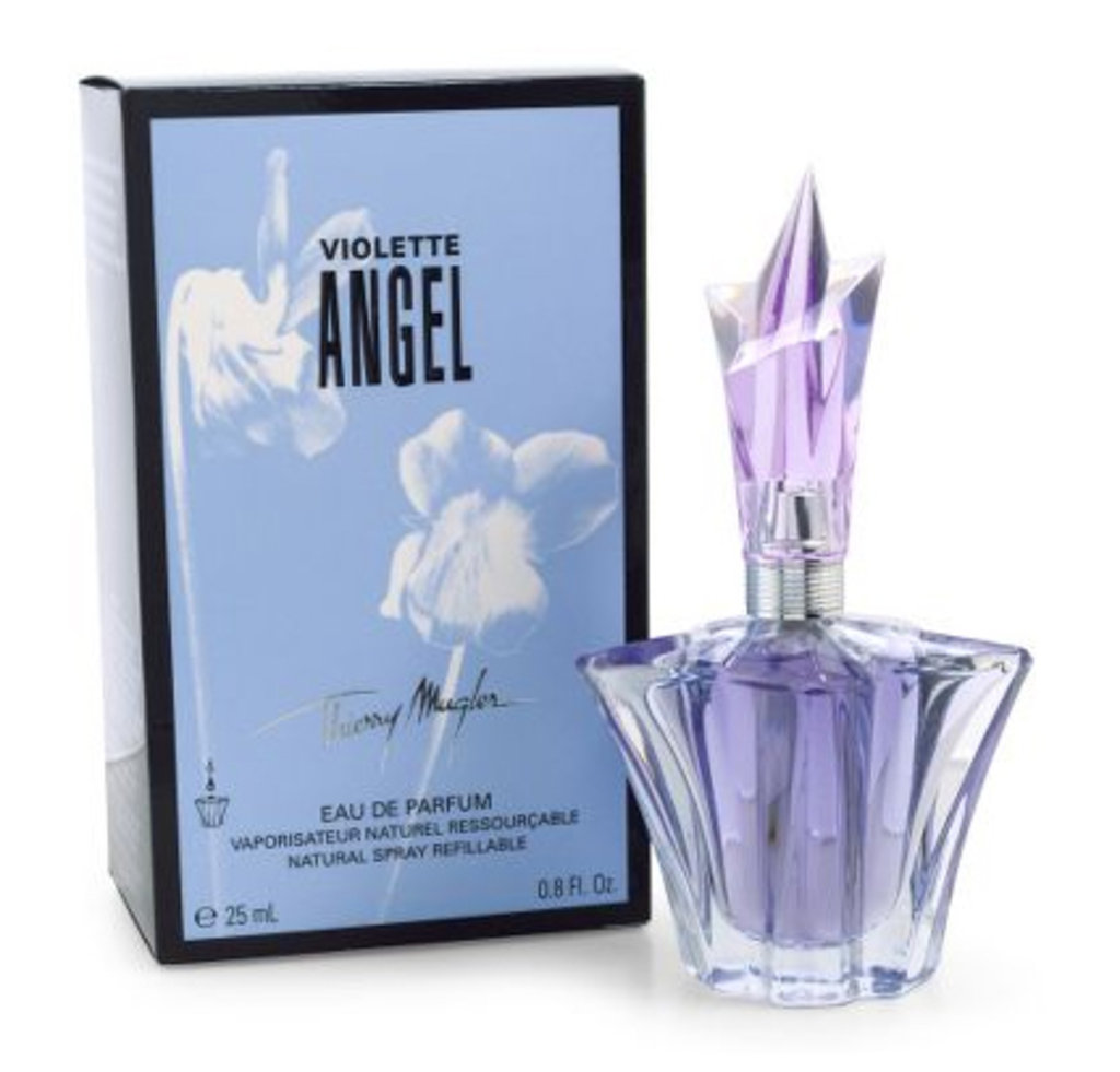 Женская парфюмерная вода Thierry Mugler: Thierry Mugler Angel Violet edp ж 25 ml в Элит-парфюм
