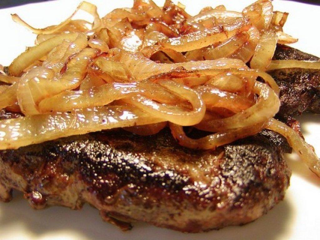 Карамелизированный лук, 3 гр в Leggo burger