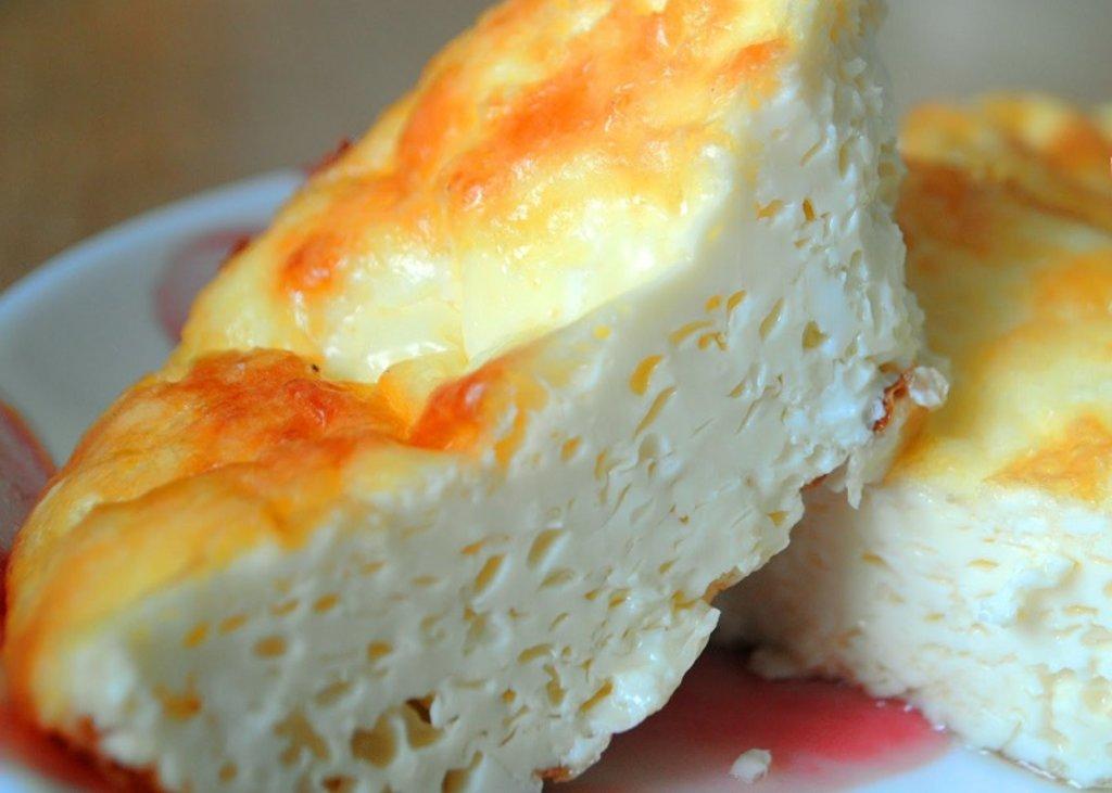 Пятница: Омлет  с ветчиной и  сыром 250гр в Смак-нк.рф