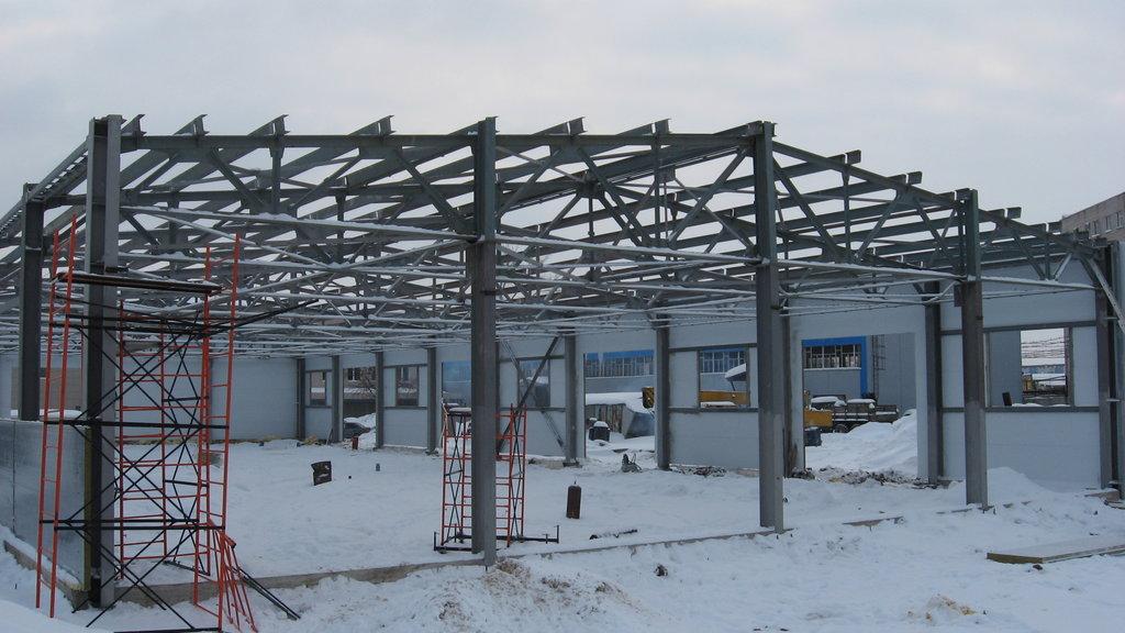 Строительство быстровозводимых, модульных зданий, складов и сооружений: Строительство быстровозводимых зданий в Аполло-строй, ООО