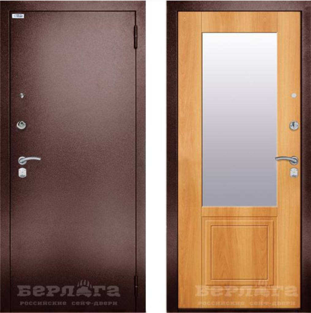 Двери Берлога: Берлога Гала миланский орех в Двери в Тюмени, межкомнатные двери, входные двери