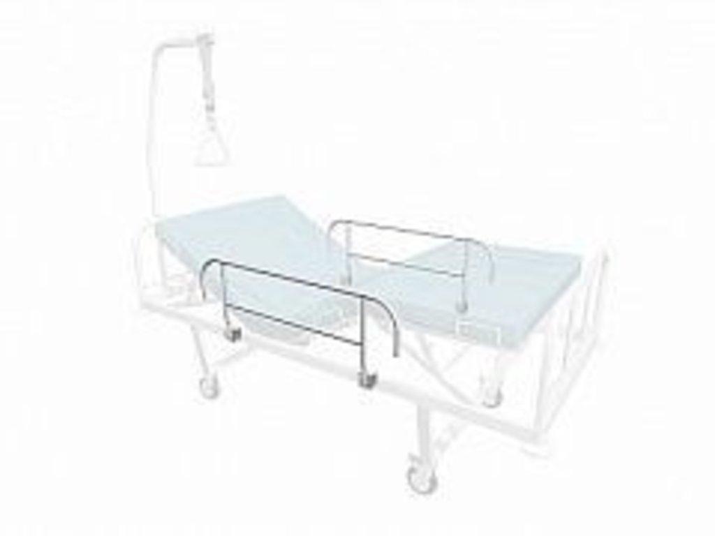 Боковое ограждение кровати: Ограждения боковые КМ-3 в Техномед, ООО