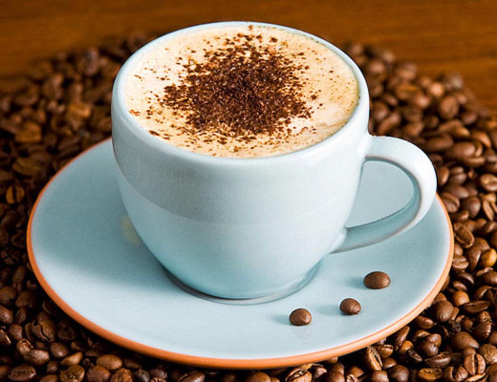 Кофе: Кофе по венски в Restorant SH