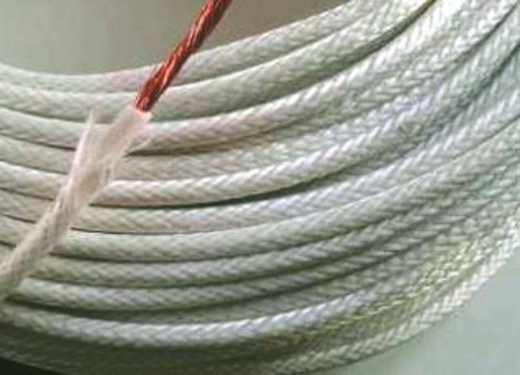 Комплектующие для саун: Провод термостойкий (жаростойкий) РКГМ 1,5 в Пять звезд, ООО