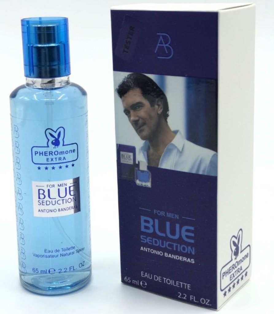 Antonio Banderas (Антонио Бандерас): Antonio Banderas Blue Seduction for Men 100ml в Мой флакон