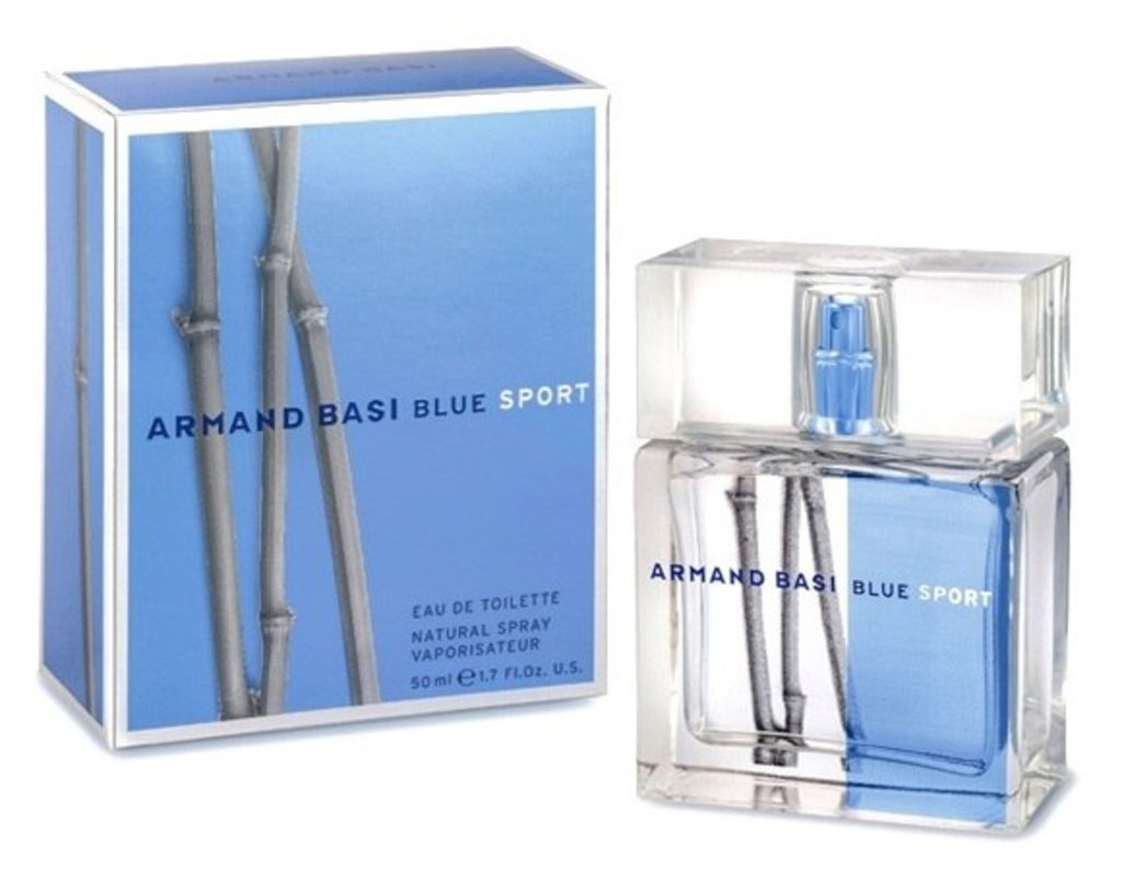 Armand Basi (Арманд Баси): Armand Basi Blue Sport 100ml в Мой флакон