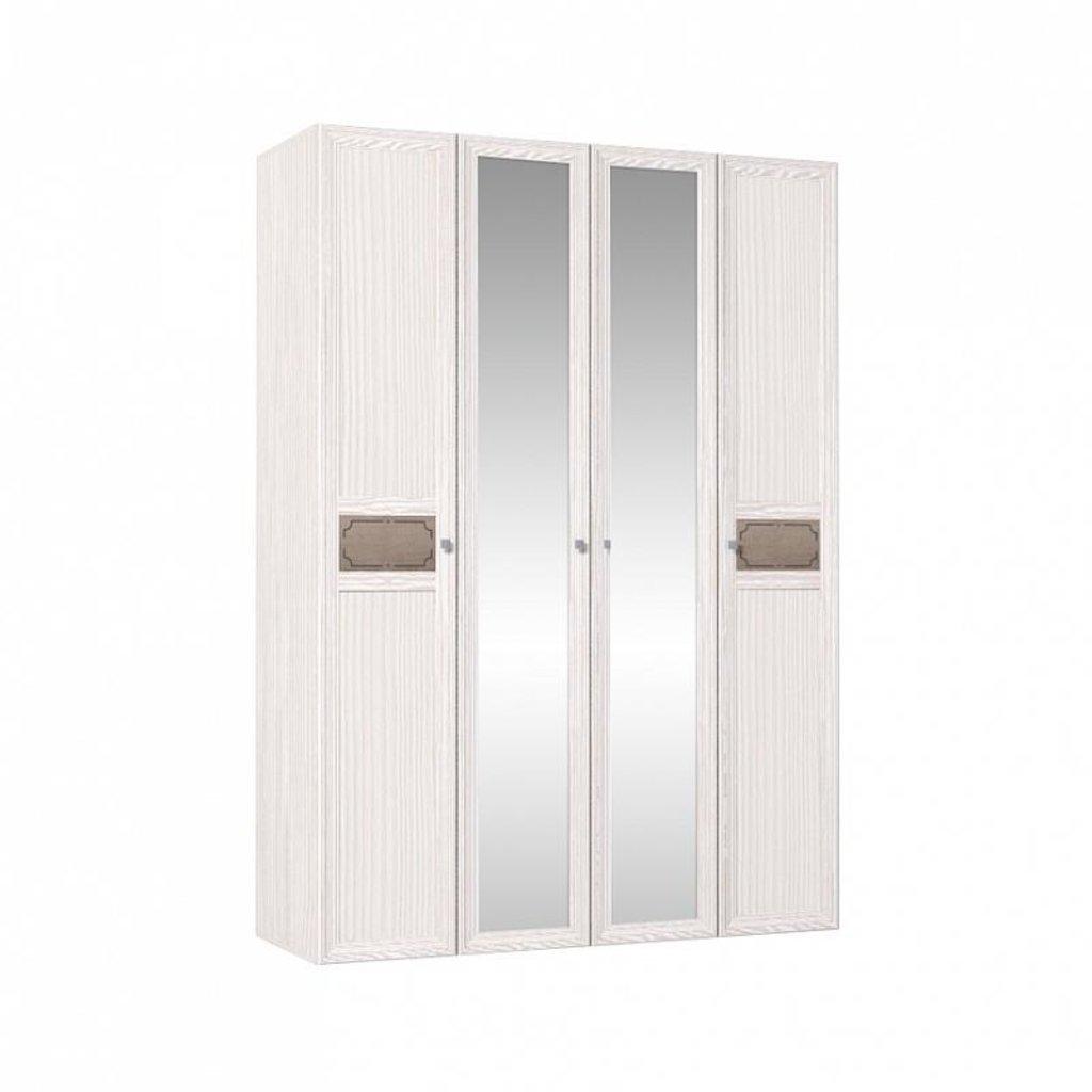 Шкафы для одежды и белья: Шкаф для одежды и белья Карина 555 в Стильная мебель