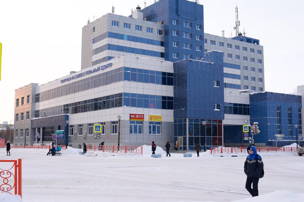 снять офис в торговом центре в москве