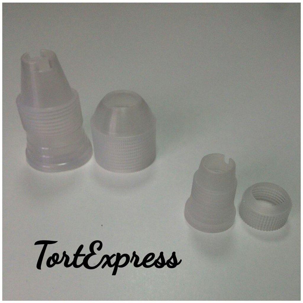 Кондитерский инвентарь: Переходник на кондитерский мешок в ТортExpress