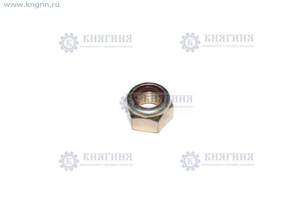 Гайка: Гайка М20*1,5 с нейлоновым кольцом в Волга