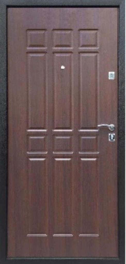 Двери Сопрано: Сопрано Дуб шоколад;Дуб молочный. в Модуль Плюс